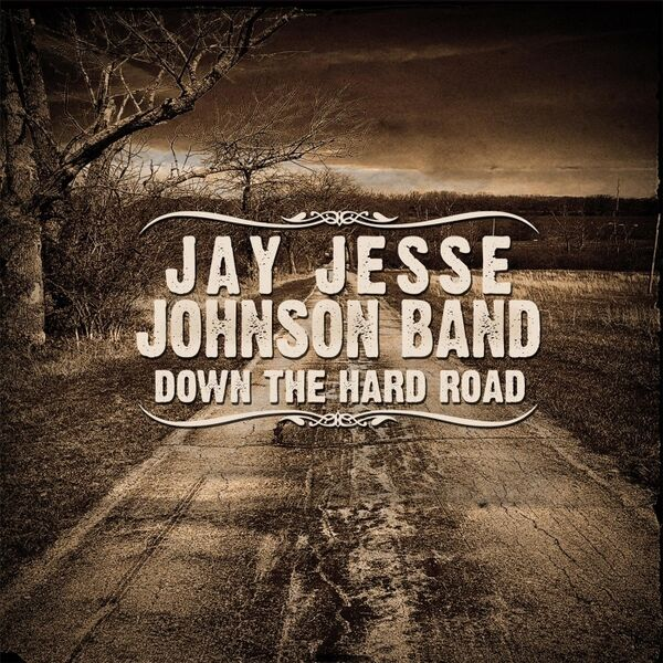 Cover art for Down the Hard Road